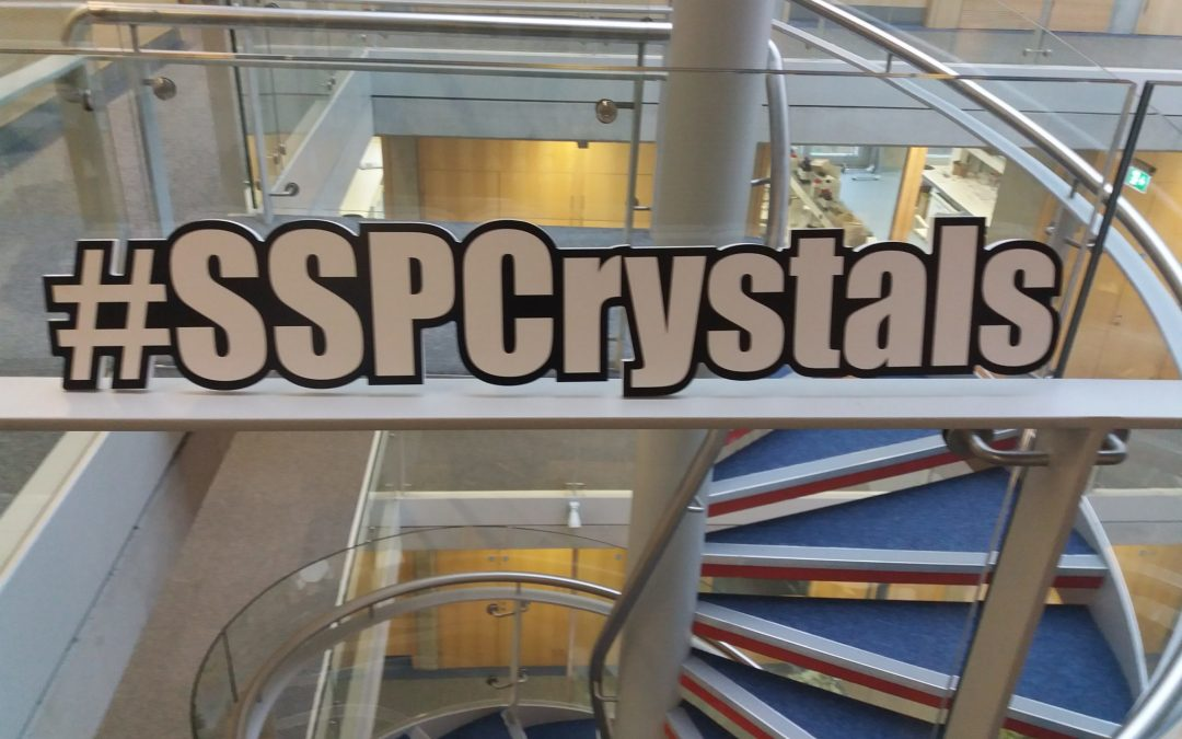 SSPC Crystal Drop Workshop
