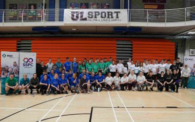 SSPC support All-Ireland Chemical Engineering Sports Day