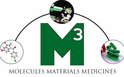 Save the Date: M3 Molecules Materials Medicines Conference