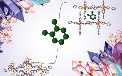 Colourful addition to the cover of ChemComm