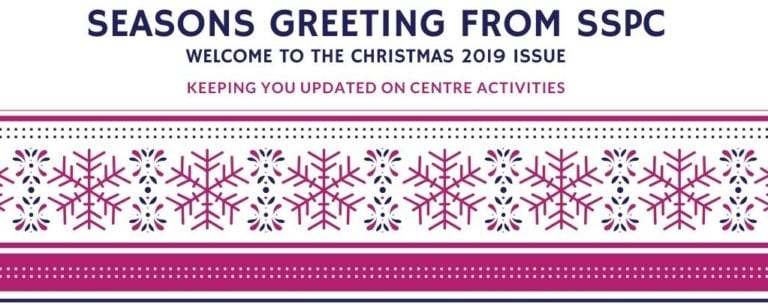 Seasons Greetings from SSPC