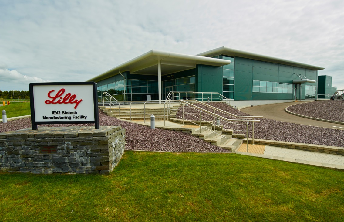 SSPC announce collaboration with Eli Lilly Kinsale