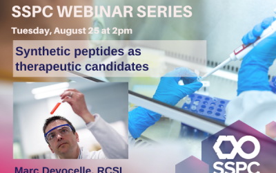 Synthetic peptides as therapeutic candidates