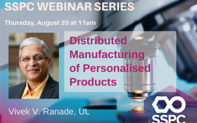 Distributed Manufacturing of Personalised Products