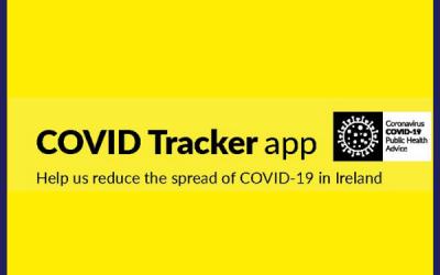 Irish Government launch new Covid-19 tracker app