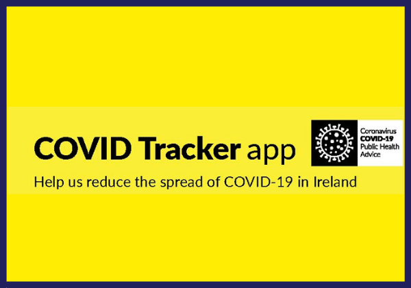 Irish Government launch new Covid-19 tracker app