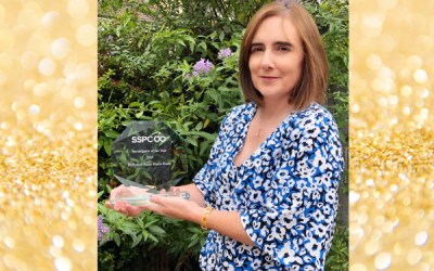 Prof. Anne Marie Healy, SSPC Investigator of the Year