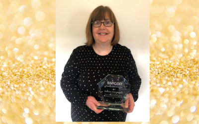 SSPC Research Article of the Year, Prof. Anita Maguire