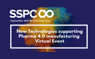 New Technologies supporting Pharma 4.0 manufacturing