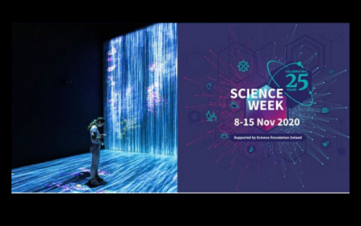 Science Week: Life with Intelligent Machines discussion