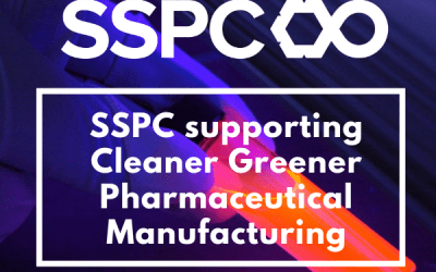SSPC supporting cleaner greener pharmaceutical manufacturing