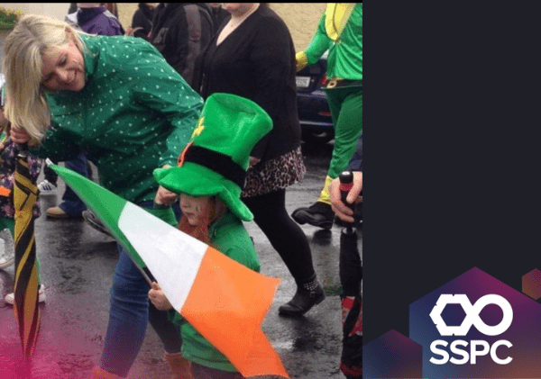 Louise Laffan's blog on the meaning of St. Patrick's Day