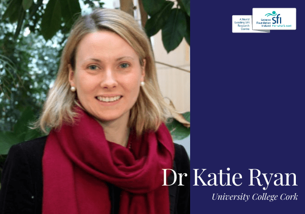 SSPC welcomes new investigator Dr Katie Ryan