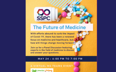 SSPC panel discussion on the future of medicine for festival