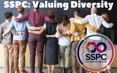SSPC: Valuing Diversity event