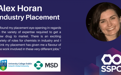 Industry Placement at MSD with Alex Horan UCD